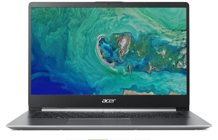 ACER SWIFT 1 SPARKLY SILVER - digiprime.hu