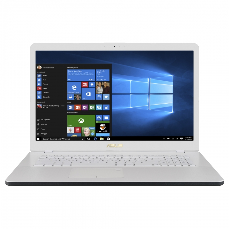 ASUS X705 WHITE - digiprime.hu