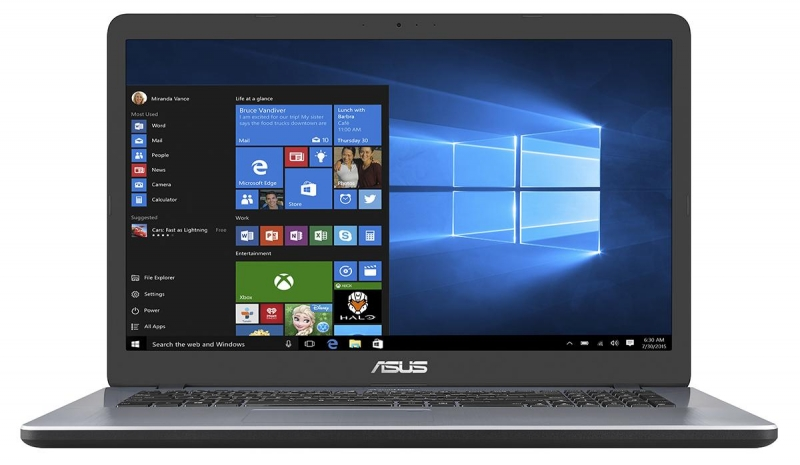 ASUS X705UA STAR GREY - digiprime.hu