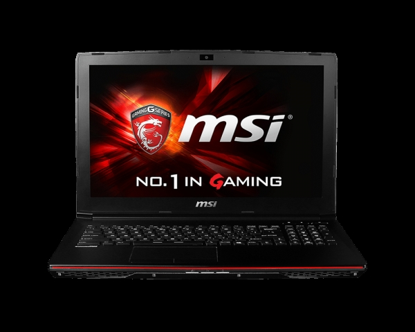 MSI GP62 BLACK - digiprime.hu