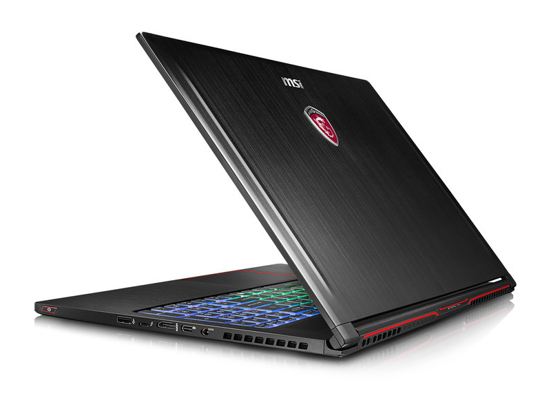 MSI GS63 NEW BLACK - digiprime.hu